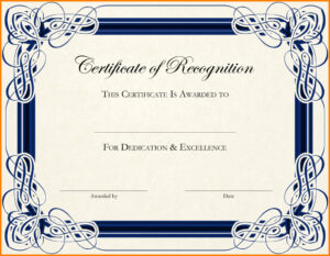 014 Template Ideas Certificate Templates Word Free Download within Participation Certificate Templates Free Download