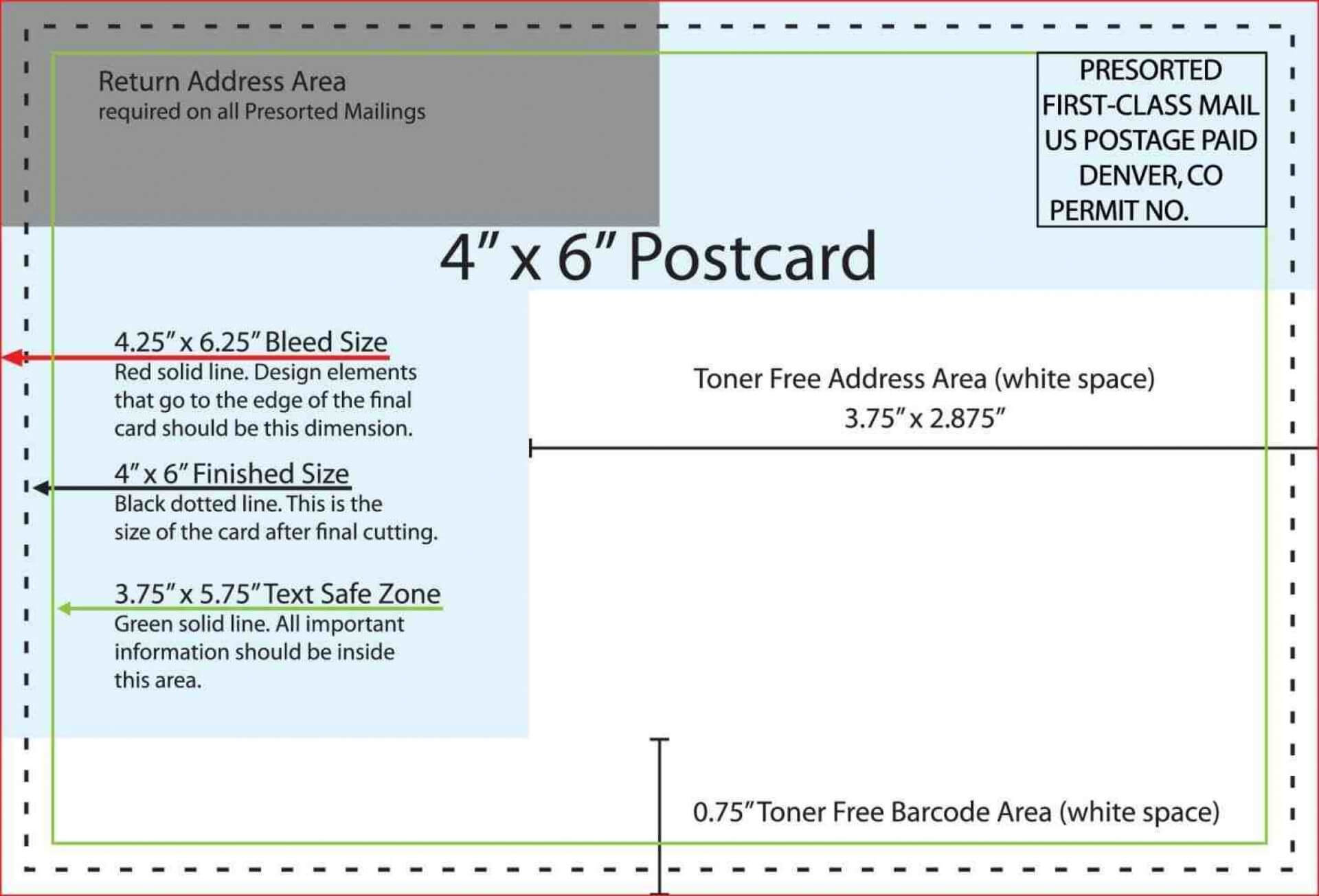 014 X Templates 4X6 Card Template Resume Postcard Black Pertaining To Microsoft Word 4X6 Postcard Template