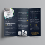 015 Business Brochure Templates Free New Microsoft Fice Ms with Free Business Flyer Templates For Microsoft Word