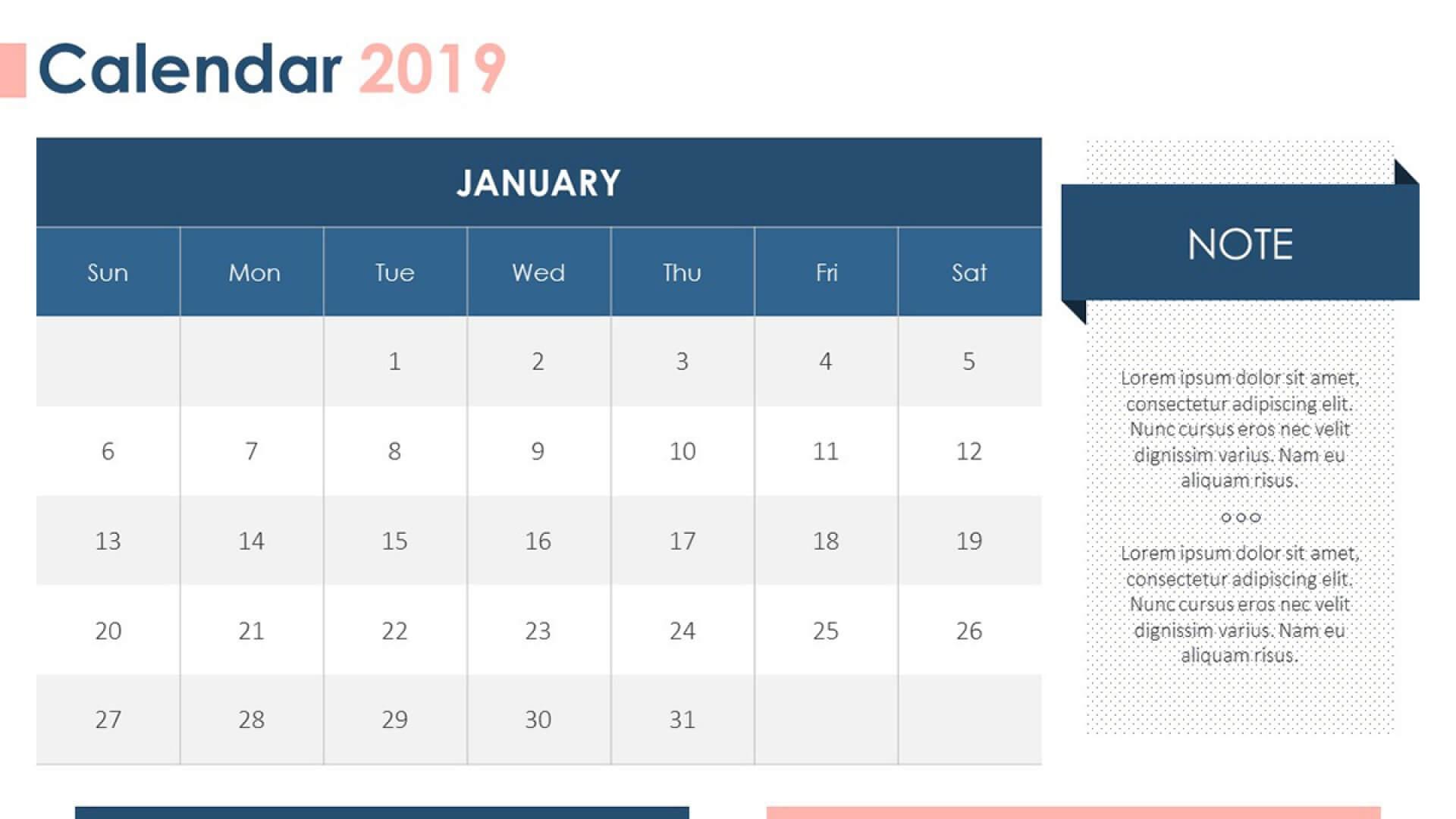 015 Calendar Powerpoint Template Templates Throughout Ideas With Regard To Microsoft Powerpoint Calendar Template