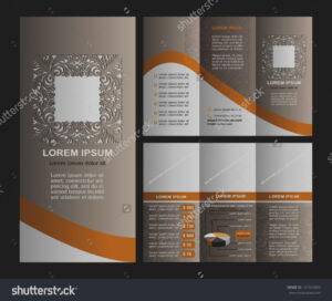 015 One Page Brochure Template Ideas Great Tri Fold Pdf intended for One Page Brochure Template