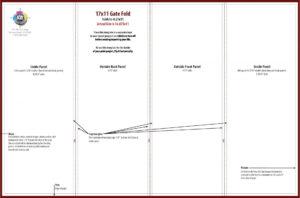 015 Quad Fold Brochure Template Sensational Ideas 4 Indesign in 4 Fold Brochure Template