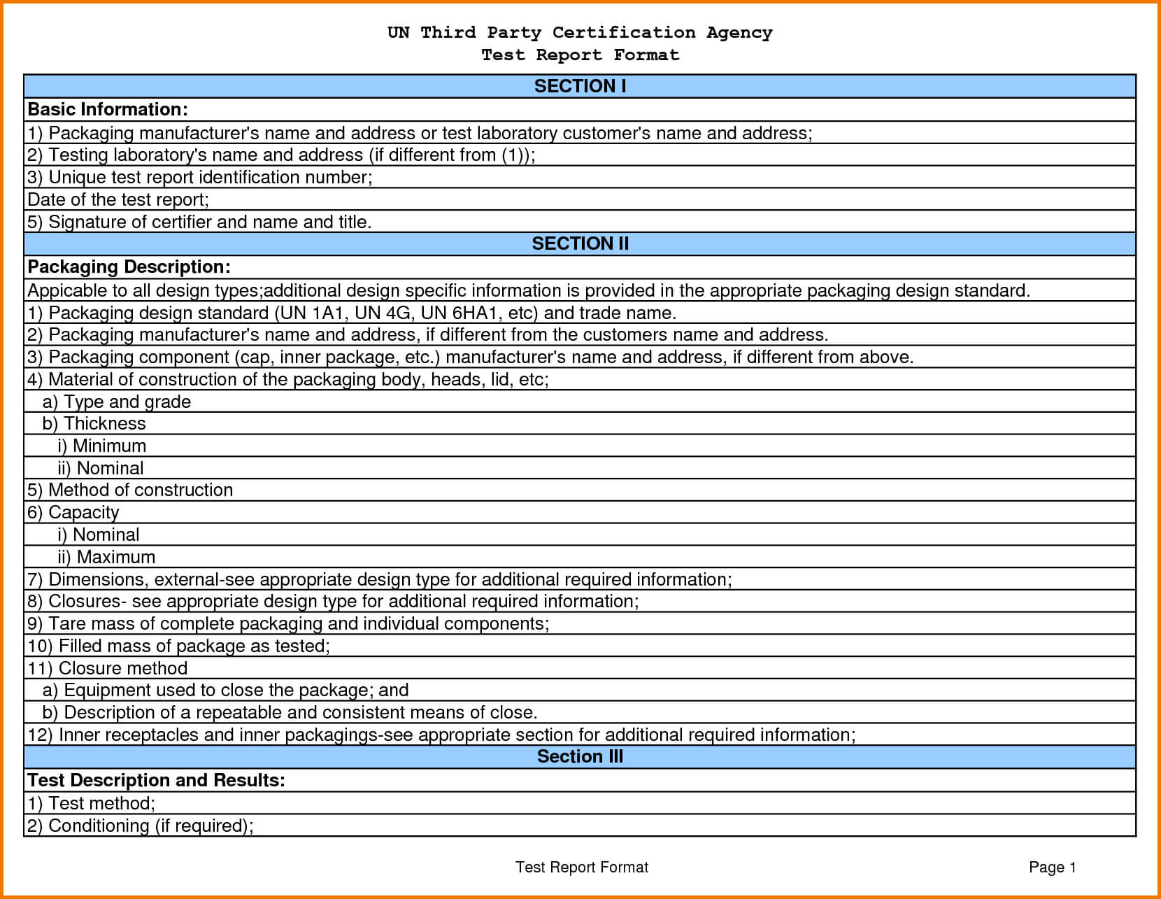 015 Test Report Template Uat Plan ~ Tinypetition With Acceptance Test Report Template