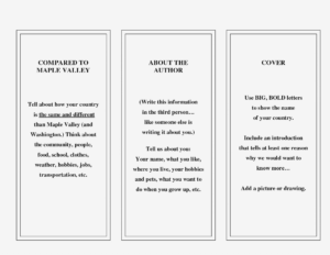 015 Travel Brochure Template For Students Maker New Student in Student Brochure Template