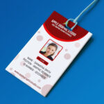 016 Template Ideas Screenshot 21 Id Card Stunning Photoshop With Regard To College Id Card Template Psd