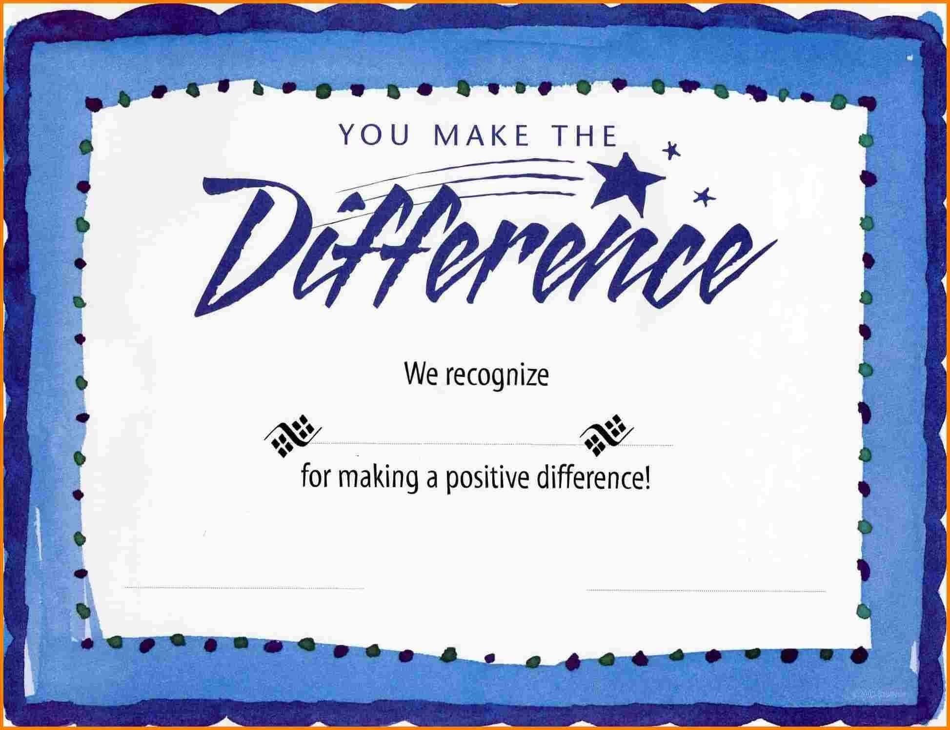 016 Template Ideasificate Of Appreciation Free Printable Regarding Beautiful Certificate Templates