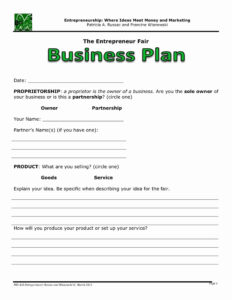 017 Business Plan Template Free Word Ideas And One Page pertaining to Business Plan Template Free Word Document