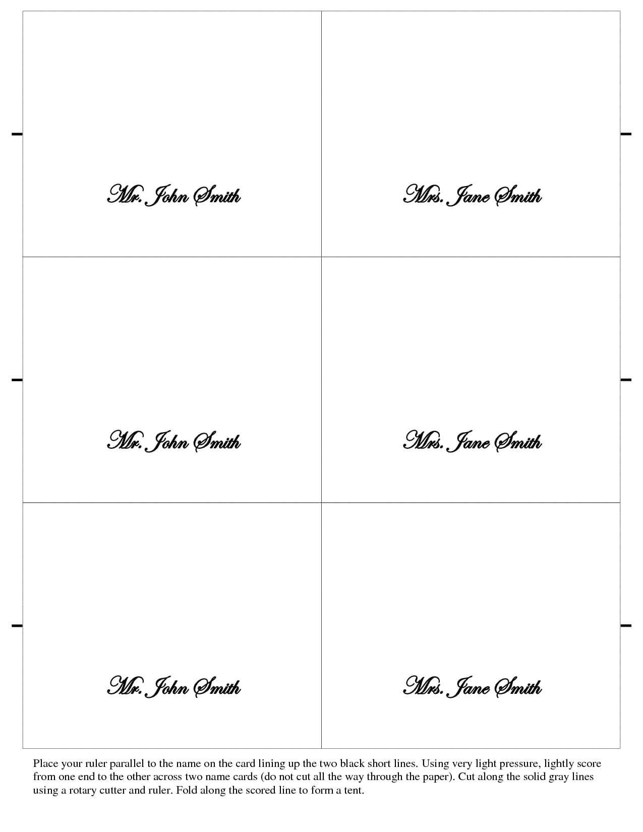 017 Card Table Mwd108673 Vert Place Template Free Pertaining To Free Place Card Templates 6 Per Page