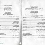 017 Church Program Template Word Anniversary Luxury Of regarding Church Program Templates Word