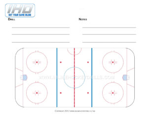 018 Hockey Practice Plan Template Full Rink Blank ~ Tinypetition Regarding Blank Hockey Practice Plan Template