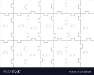 018 Jigsaw Puzzle Template Pieces Vector Jig Saw Best Ideas pertaining to Jigsaw Puzzle Template For Word