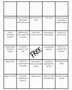 019 Blank Bingo Card Template Microsoft Word Best Of Pdf with Blank Bingo Card Template Microsoft Word