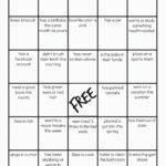 019 Blank Bingo Card Template Microsoft Word Best Of Pdf Within Blank Bingo Template Pdf