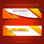020 Template Ideas Banner Design Templates In Photoshop Free With Regard To Website Banner Templates Free Download