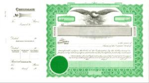 020 Template Ideas Free Stock Certificate Form Vector for Free Stock Certificate Template Download