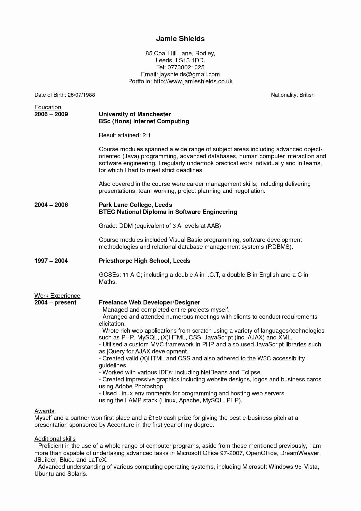 021 Cover Letter Latex Template Project Report Unique With Project Report Template Latex