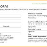 021 Donation Pledge Card Template Free Luxury Google Inside Pledge Card Template For Church