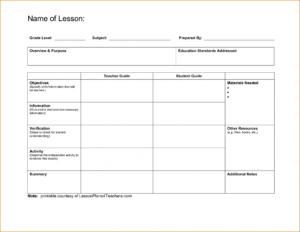 021 Ideas Collection New Madeline Hunter Lesson Plan in Madeline Hunter Lesson Plan Template Word