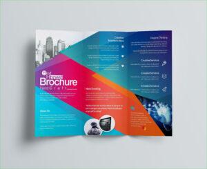 021 Modern Tri Fold Brochure Design Ispiratore Adobe within Adobe Indesign Tri Fold Brochure Template