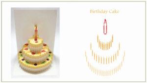 021 Template Ideas Pop Up Birthday Card Templates Free with Printable Pop Up Card Templates Free