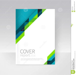 022 Word Cover Pages Template Ideas Page Free Report for Report Cover Page Template Word