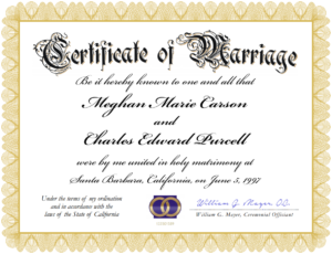 023 Certificate Of Marriage Template Ideas Fake Printable for Certificate Of Marriage Template