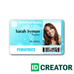 023 Sample Hospital Id Card Template Free Download On Simple Throughout Sample Of Id Card Template