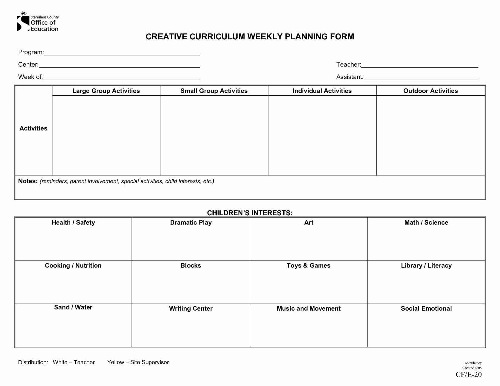 023 Weekly Teacher Lesson Plan Template Word Document Luxury For Blank Syllabus Template