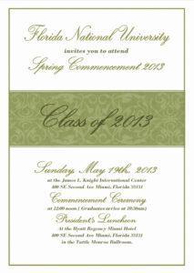 024 Graduation Invitation Templates Microsoft Word Elegant with Graduation Invitation Templates Microsoft Word