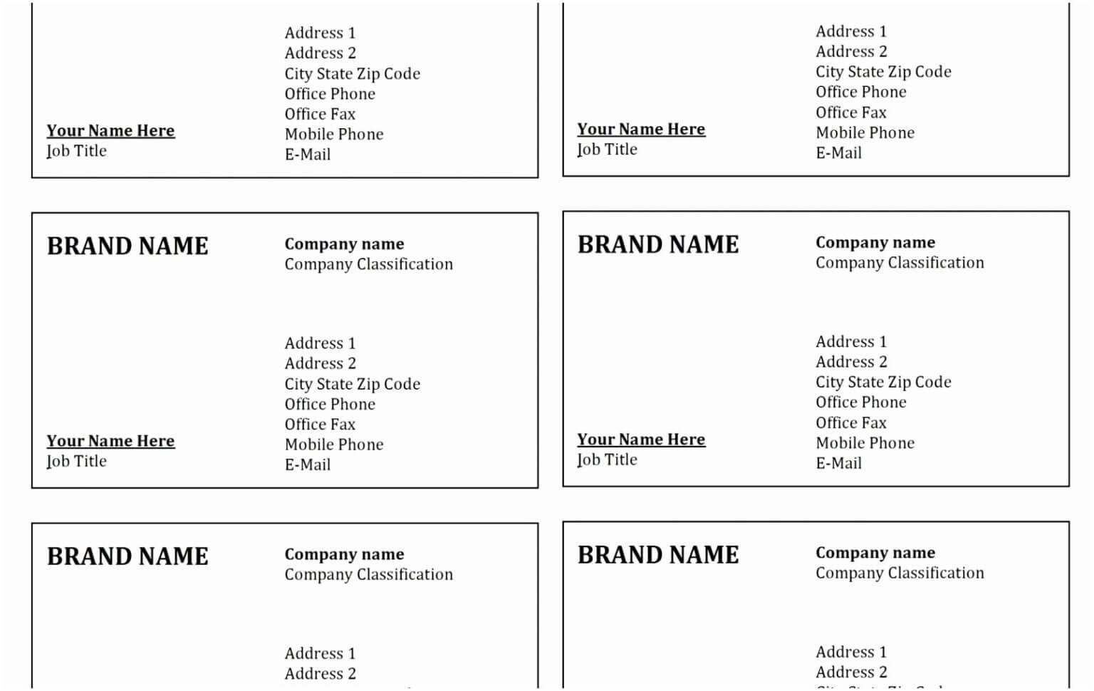 024 Staples Business Card Template Ideas Beautiful With Staples Business Card Template