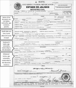 024 Template Ideas El Salvador Birth Certificateranslation regarding South African Birth Certificate Template