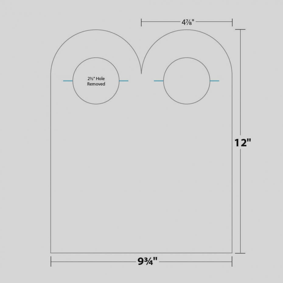 025 Gallery Of Blank Door Hanger Template For Your Design Regarding Blanks Usa Templates
