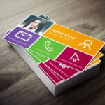 025 Photoshop Cs6 Business Card Template Download Adobe Psd Regarding Photoshop Cs6 Business Card Template