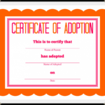 026 Template Ideas Docs Certificate Templates Printable Free Pertaining To Fun Certificate Templates