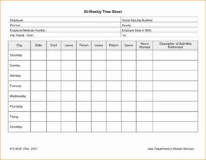 026 Weekly Time Card Template Timesheet Spreadsheet My inside Weekly Time Card Template Free