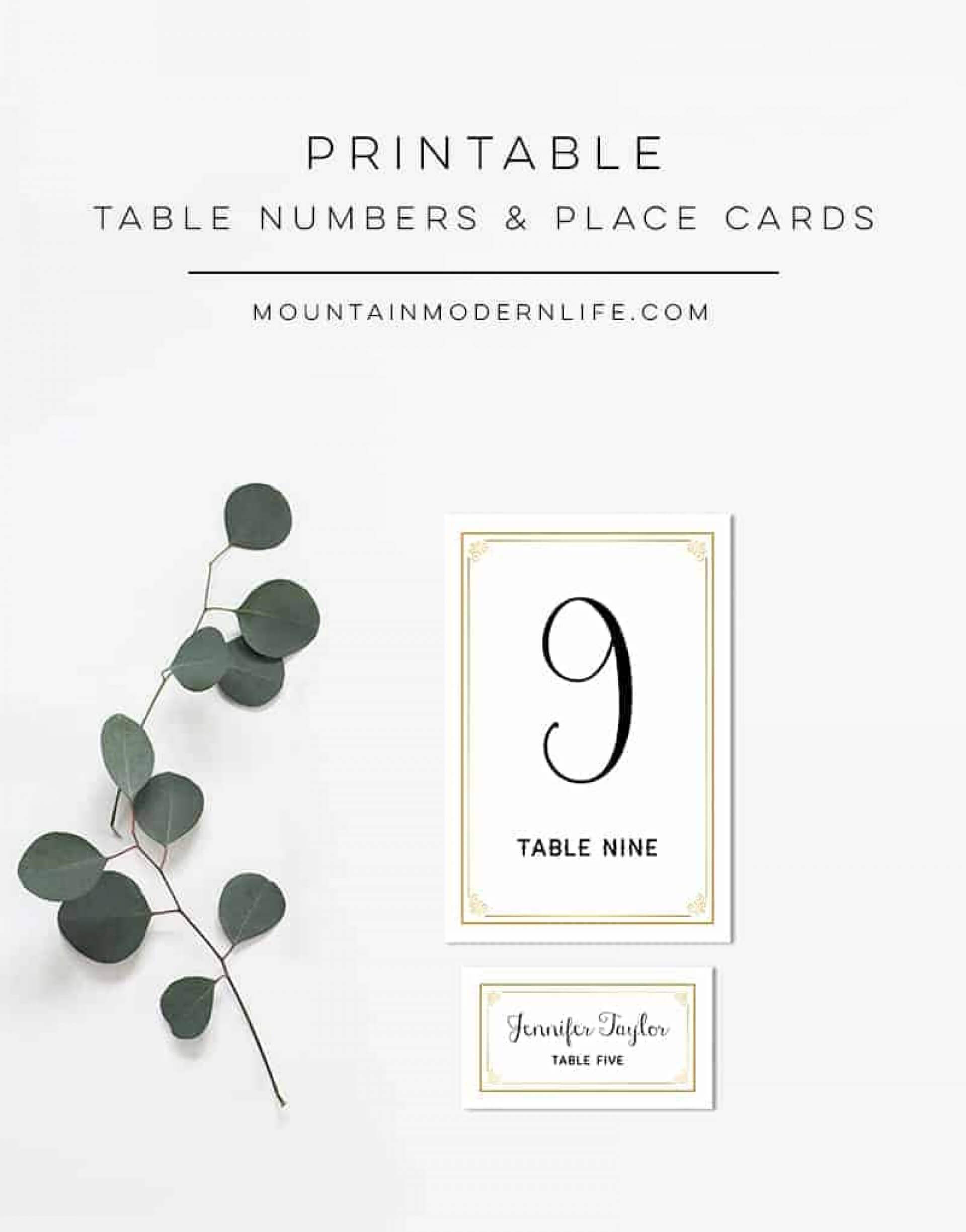 027 Template Ideas Printable Place Cards Sample Free Card With Paper Source Templates Place Cards
