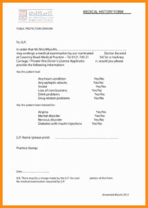 10-11 History And Physical Template Word | Elainegalindo for History And Physical Template Word