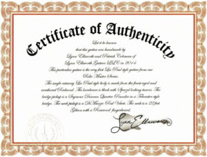 10 Authenticity Certificate Templates | Proposal Sample Throughout Certificate Of Authenticity Template