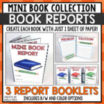 10 Book Report Ideas That Kids Will Love – Appletastic Learning Regarding Mobile Book Report Template