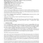 10 Deposition Summary Template Word | Proposal Resume Within Academic Journal Template Word