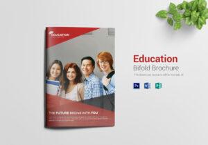 10+ Educational Brochure Design Templates, Examples with regard to Brochure Design Templates For Education