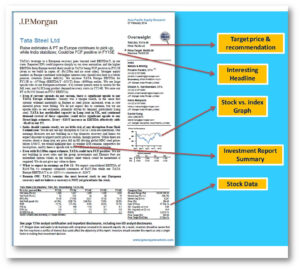 10 Powerful Golden Rules To Write Equity Research Report with regard to Stock Analyst Report Template
