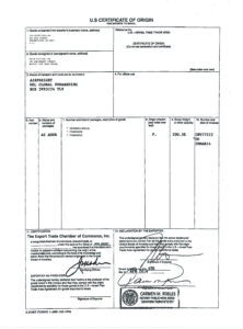 10 Template For Certificate Of Origin | Payment Format within Certificate Of Origin Form Template