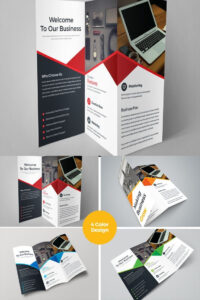 100+ Free Brochure Templates, Design & Print Brochures regarding Online Free Brochure Design Templates