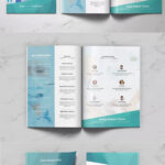 100+ Photo Realistic Corporate Brochure Template Designs For Healthcare Brochure Templates Free Download