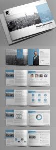 100 Professional Corporate Brochure Templates   Design with regard to Professional Brochure Design Templates