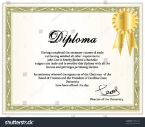 11-12 Phd Certificate Templates | Elainegalindo for Doctorate Certificate Template