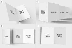 11+ Folded Card Designs & Templates – Psd, Ai | Free in Quarter Fold Card Template