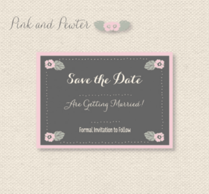 11 Free Save The Date Templates inside Save The Date Powerpoint Template