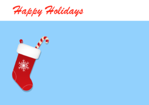 11 Happy Holiday Card Templates Images – Happy Holiday with regard to Happy Holidays Card Template
